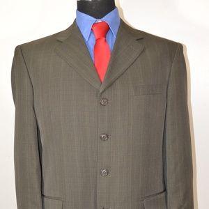 Zandello 40R Sport Coat Blazer Suit Jacket